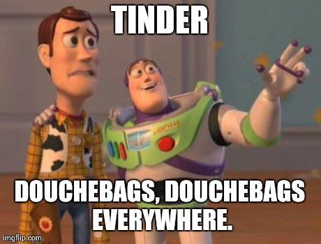 Tinder. Nasty desperate single mothers too. LMAO