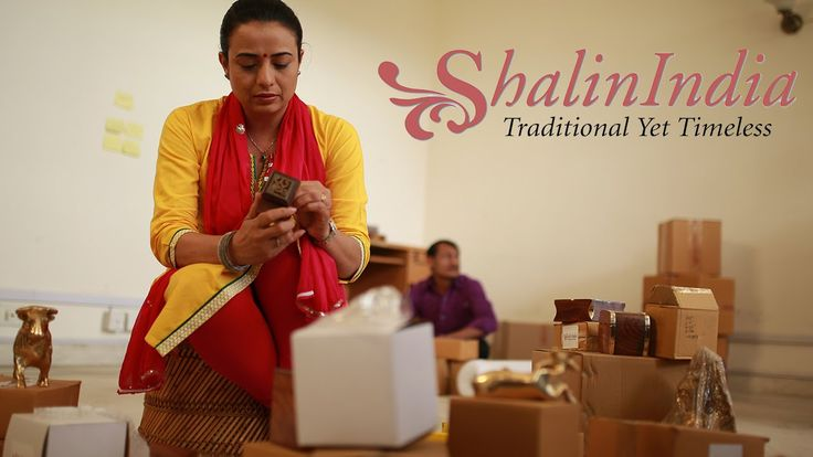 https://www.shalinindia.in/ - ShalinIndia brand movie is a gripping story of an entrepreneur couple who set up a global online retail business. Clearly brand management is taking a new turn in online startup world.