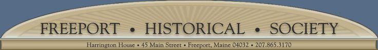 Freeport Historical Society – Freeport, Maine