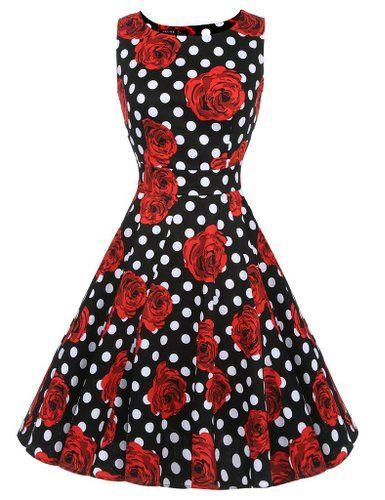 Amazon.com: ARANEE Vintage Classy Floral Sleeveless Party Picnic Party Cocktail Dress: Clothing https://www.amazon.com/gp/product/B01GVT7SEY/ref=as_li_qf_sp_asin_il_tl?ie=UTF8&tag=rockaclothsto-20&camp=1789&creative=9325&linkCode=as2&creativeASIN=B01GVT7SEY&linkId=106d58f614a791a09c0ab75fc63fc355