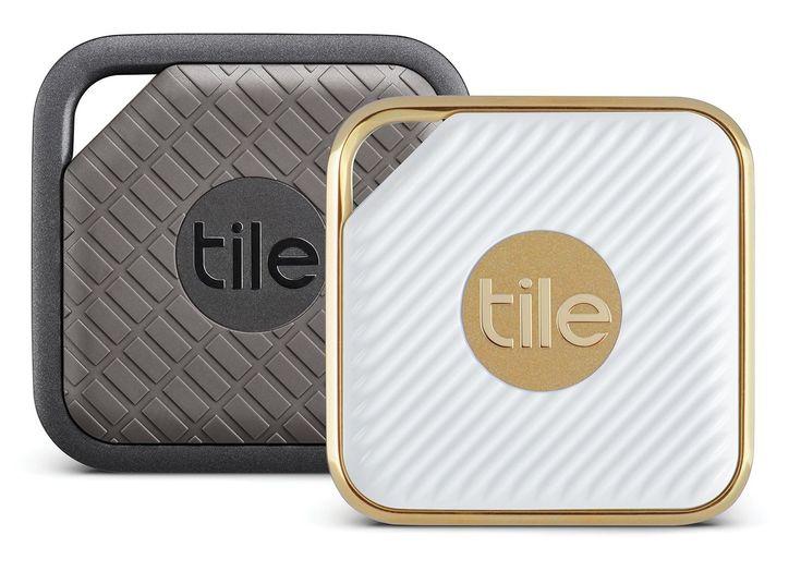 ICYMI: Tile - Key Finder. Phone Finder. Anything Finder - 2-pack Combo Pack Tile Spo...