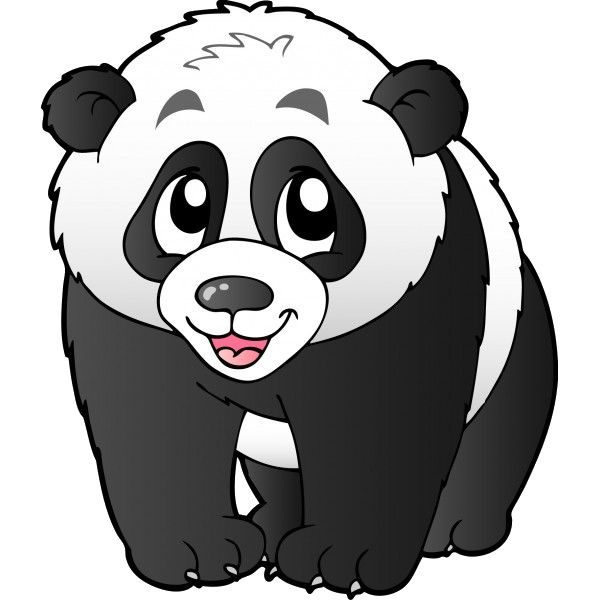 Clipart Panda Free Clipart Images: Panda Bears Cartoon Animal Images Free To Download.All