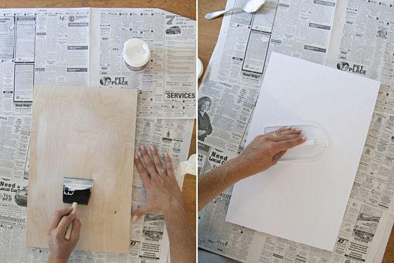 ARTE COM QUIANE - Paps,Moldes,E.V.A,Feltro,Costuras,Fofuchas 3D: Como transferir fotos para a madeira! Faça você mesmo um lindo quadro!
