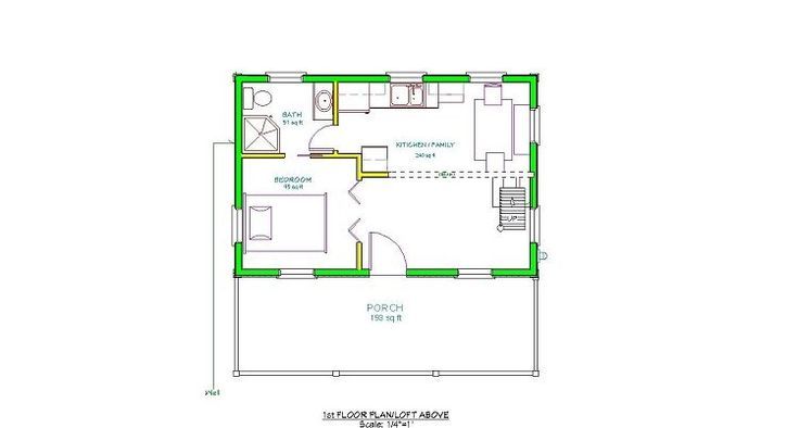 16x24 cabin floor plans joy studio design gallery best