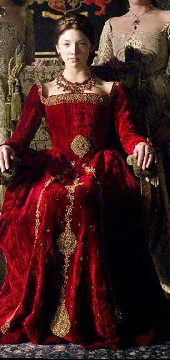 The Tudors. Costumes/ Fashions from the Tudor and Elizabethan Age 15th and 16th century
