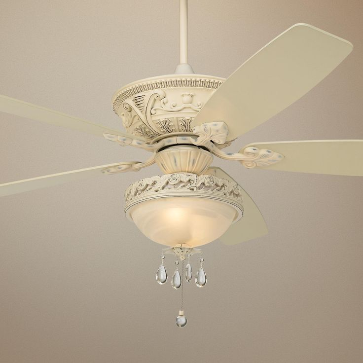 High Quality Crystal Ceiling Fan 8 Home Style Double Lit: 128 Best There's No Place Like Home Images On Pinterest