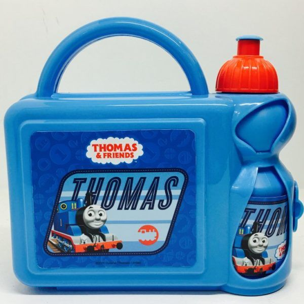 THOMAS LUNCH BOX INCLUDES: WATER BOTTLE
