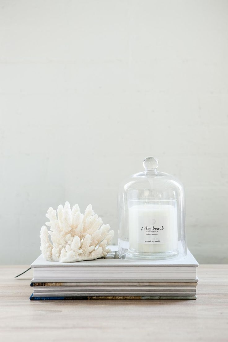 Palm Beach Collection / Candles inspired by the ocean. View on The LANE.