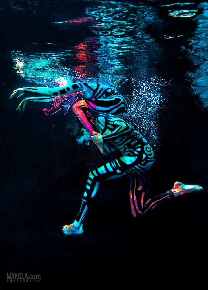 162 best images about blacklight ultraviolet neon for Black light room paint