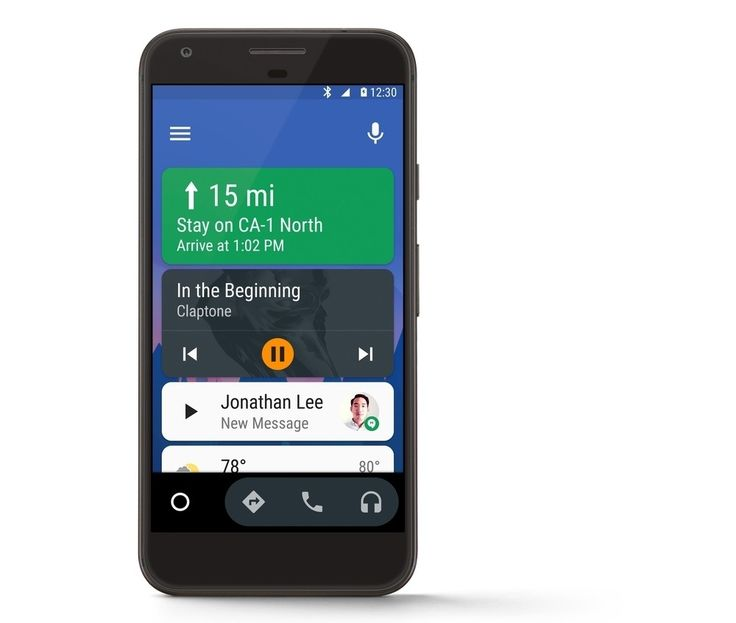 Android Auto app now works with all vehicles: Android Auto app now works with all vehicles:…