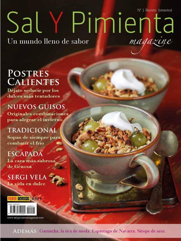 Presentación Sal Y Pimienta magazine nº1