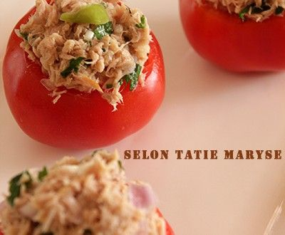 Réussir des tomates farcies au thon rapides et savoureuses