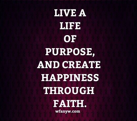 Inspiration: Life And Happiness Quote