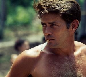 Martin Sheen as Captain Benjamin L. Willard in Apocalypse Now (1979)