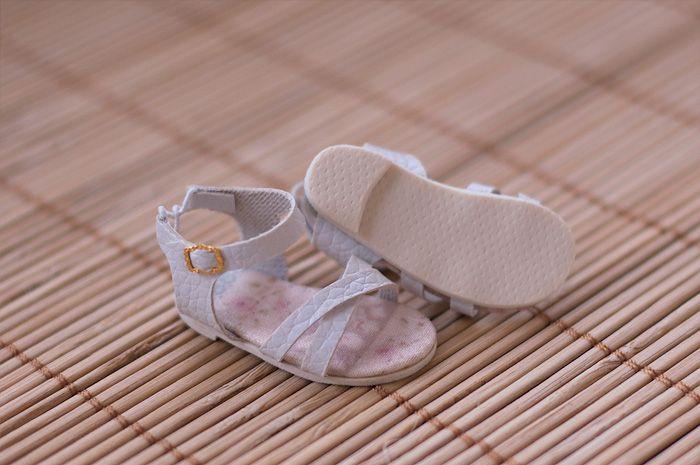 BJD-club • Просмотр темы - Мастер-класс по изготовлению сандалек для Momocolor