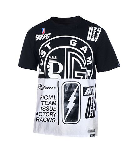 POST GAME Racing logo graphic tee - That should be mine!