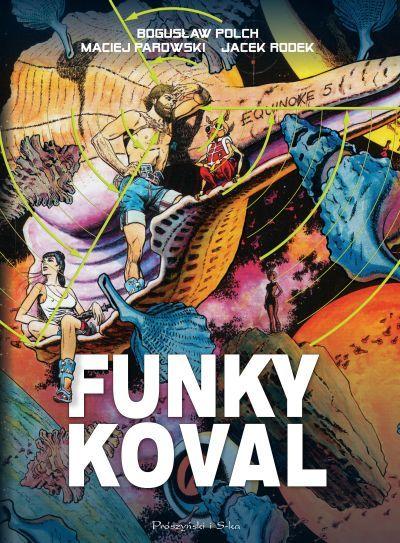 Funky Koval, wydanie kolekcjonerskie.