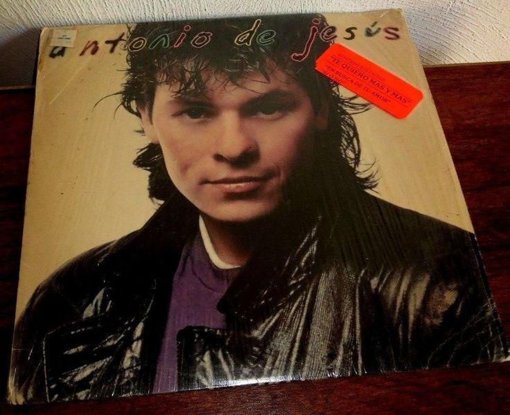 ANTONIO DE JESUS // ANTONIO DE JESUS 1983 A&M LP SP-30005