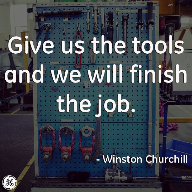 Which tools do you use everyday?