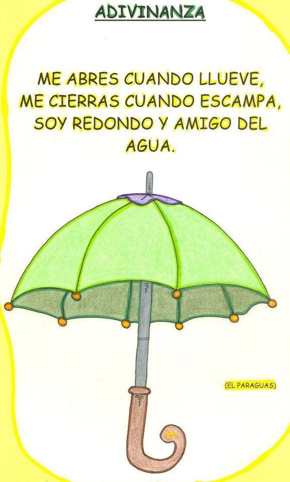 adivinanzas paraguas