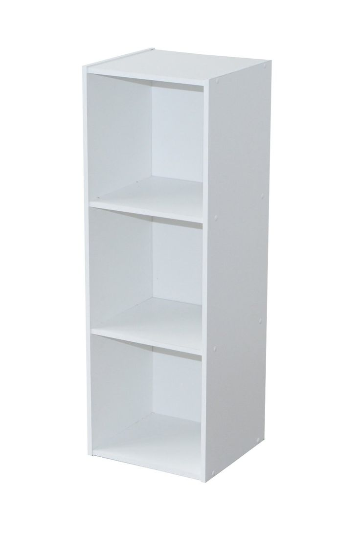 Alsapan Compo 3 x 1 Cube with White Melamine, 91 x 31 x 29.5 cm, White: Amazon.co.uk: Kitchen & Home