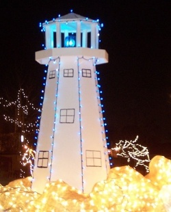 Lighthouses make great Christmas decorations. I think it is wonderful when Christmas decorations reflect a persons personality. If you enjoy lighthouses,...