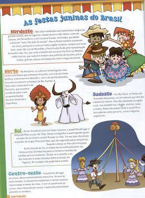 Espaço da Criança : FESTA JUNINA - ATIVIDADES JUNINAS