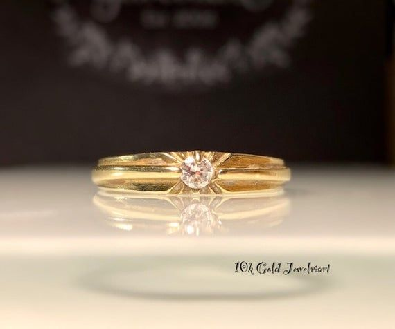 Special Sale Pricing Solid 10k Gold Diamond Engagement Ring Size 7 Diamond Engagement Ring Free Fully Insured Us Ship Leaf Engagement Ring Engagement Ring Sizes Gold Engagement Rings