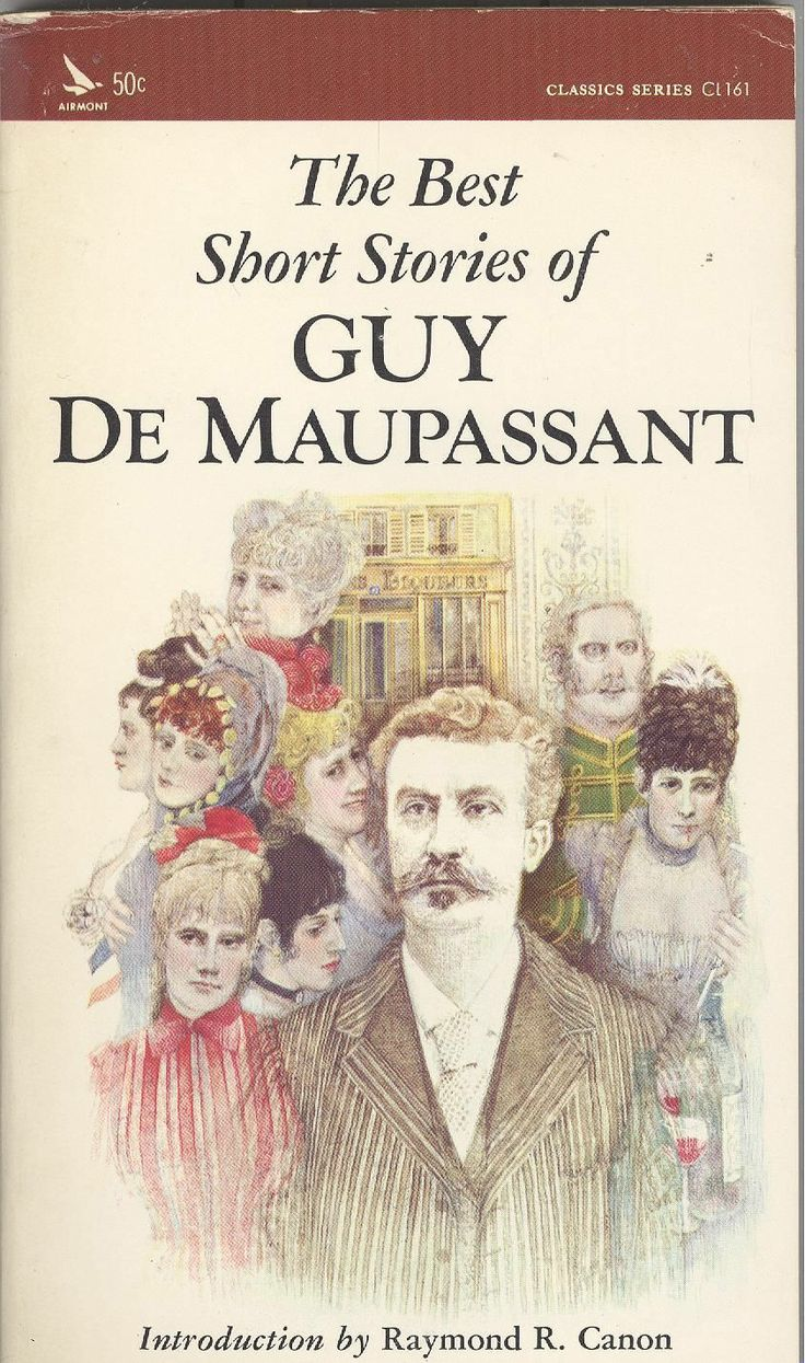 17 best images about guy de maupassant book covers and airmont paperback book the best short stories of guy de maupassant
