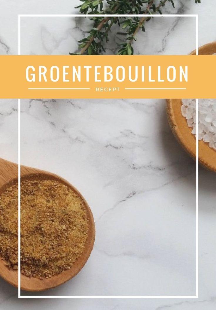 Ik deel een recept om heel eenvoudig jouw eigen groentebouillonpoeder te maken. Met slechts enkele ingrediënten maak je zo jouw eigen bouillon voor soepen, sauzen en vele andere gerechten.