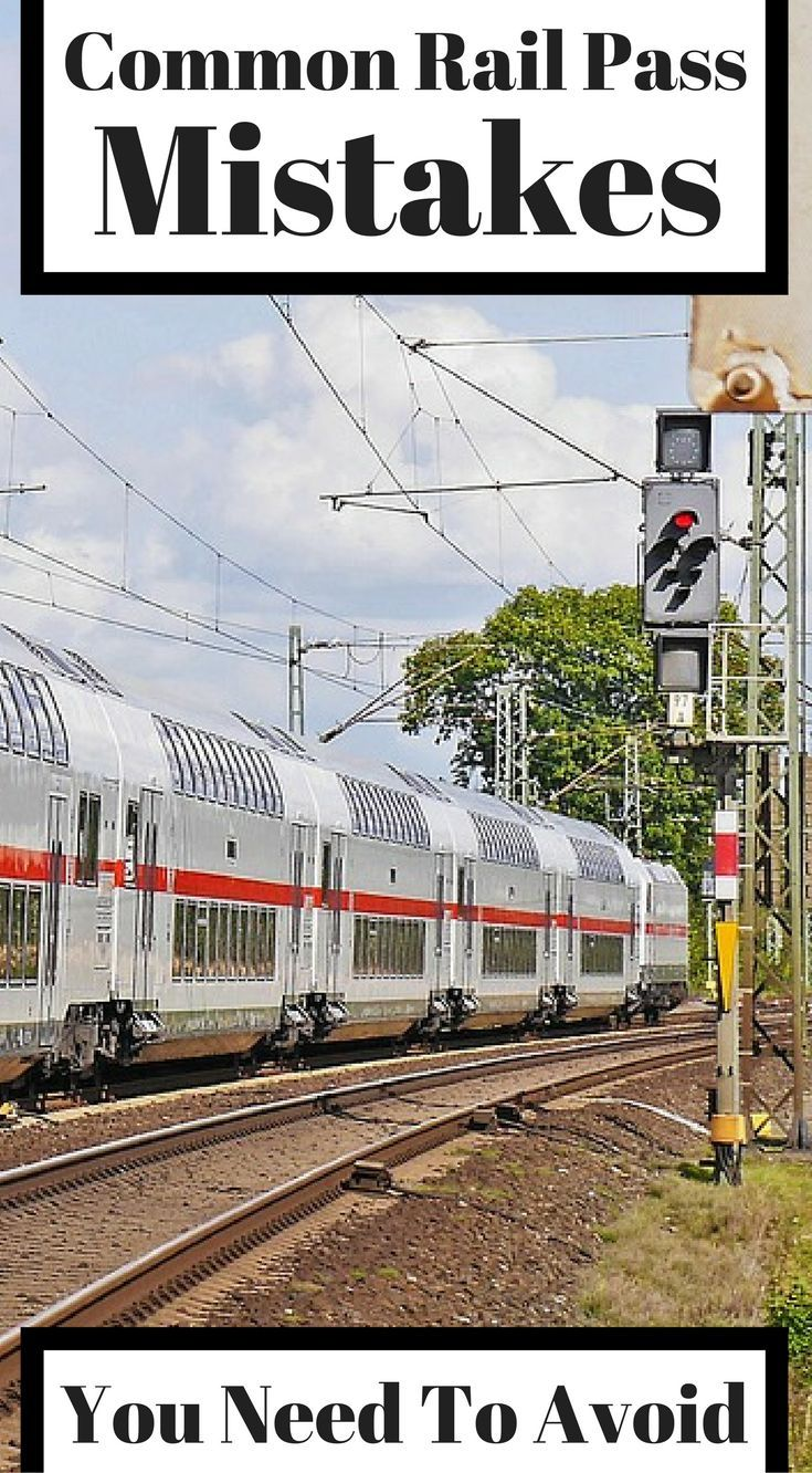 Common Rail Pass Mistakes You Need To Avoid. This Eurail pass guide is jam packed with useful information that I wish we had known before using our Eurail passes for two months in Europe.  This is one of the only Eurail guides on the Web that has been written  by travelers who have use the Eurail pass for more then just a one week  trip. Click to read the full travel blog post by the Divergent Travelers Adventure Travel Blog.
