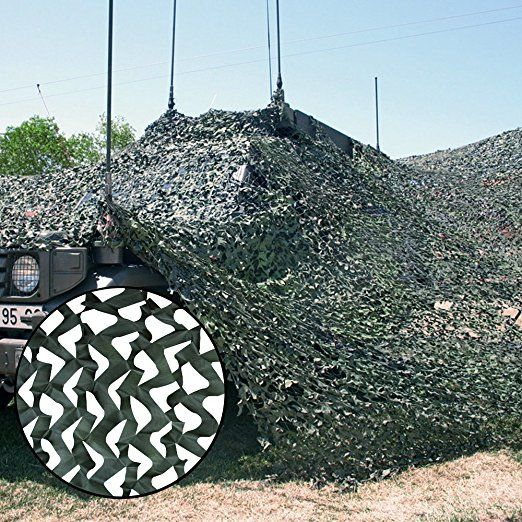 Shooting Camo Net iunio Camouflage Netting Camping Hunt Blinds for Sunshade