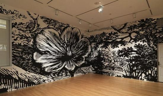40 фото и видео – оригинальные идеи для росписи стен интерьера!— iHouzz.ru