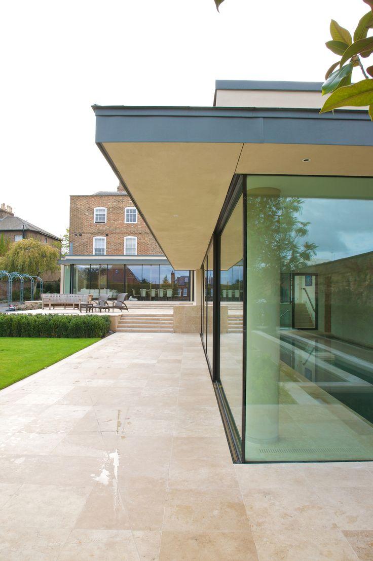 Modern Limestone Patio From Artisans Of Devizes. Www.artisansofdevizes.com