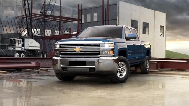 2015 Chevrolet Silverado 2500HD Built After Aug 14 Vehicle Photo in Muncy, PA 17756