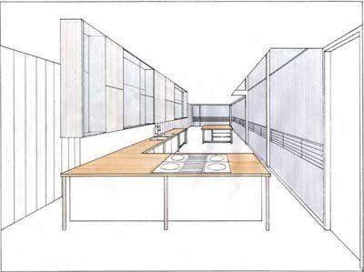 Cocinas - Reposteros en Melamine. http://cym-acabados.blogspot.com/2008/06/melamine-modelos-de-reposteros.html