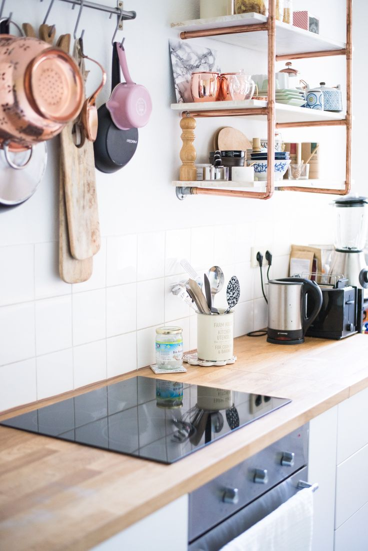 10 low budget interior tips for your kitchen!