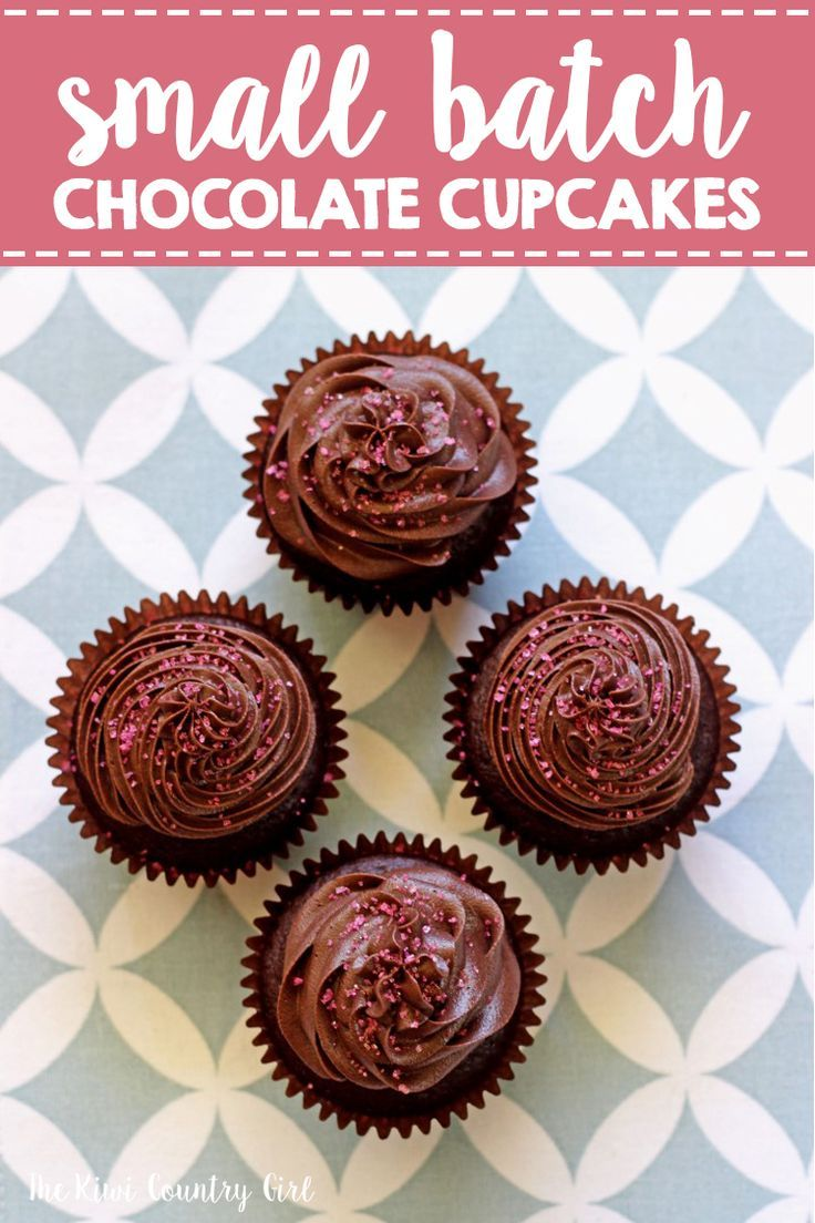 Chocolate cupcake recipe 12
