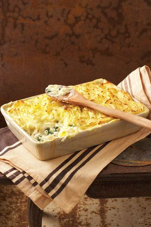 Vispastei | SARIE | Fish pie