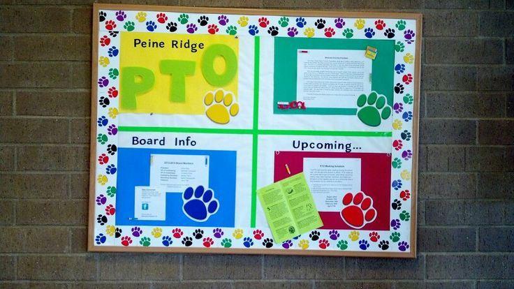 back to school pto bulletin board ideas - Google Search