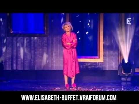 Elisabeth Buffet - Le vieux - La vie en rire