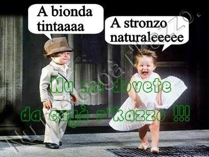 .a stronzo naturale