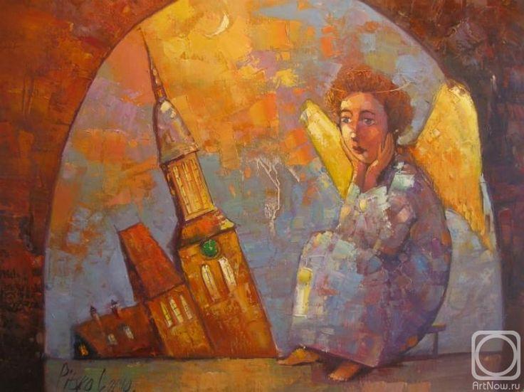 Пицко Геннадий. Мечты ангела