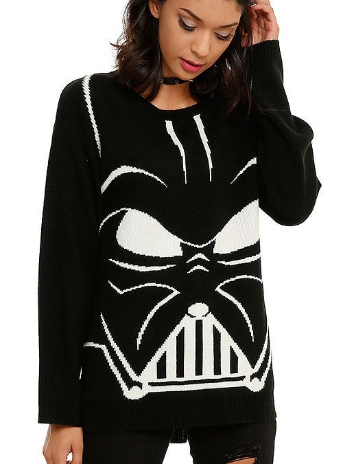 Star Wars Darth Vader Girls Sweater ($50)