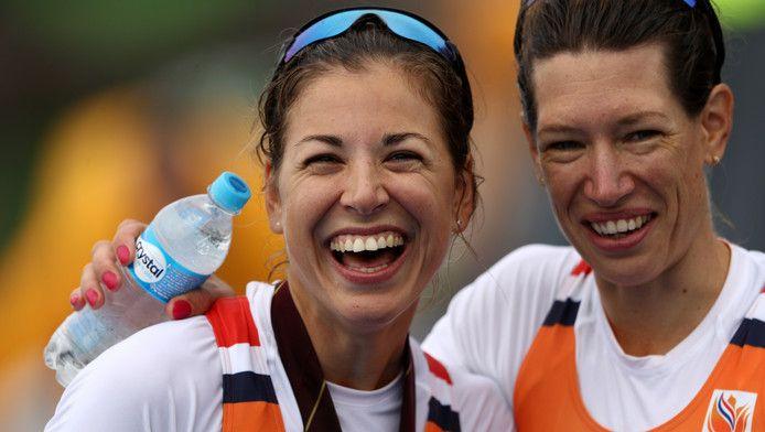Goud! Head en Paulis roeien naar olympische titel | Meer sport | AD.nl