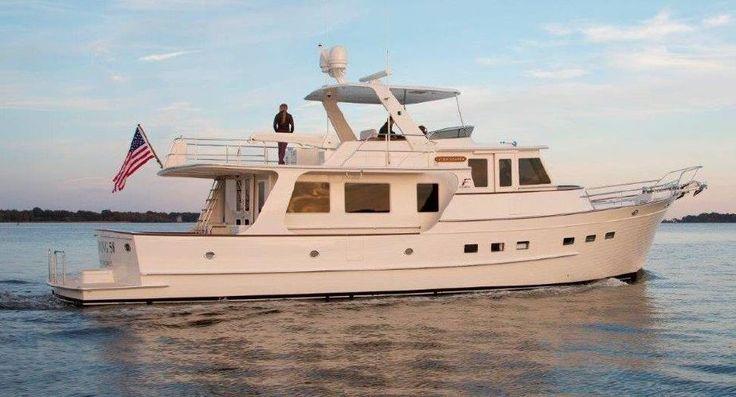 2017 Fleming Pilothouse Motor Yacht New Build Power Boat