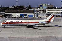 D-ALLB Aero Lloyd McDonnell Douglas DC-9-32