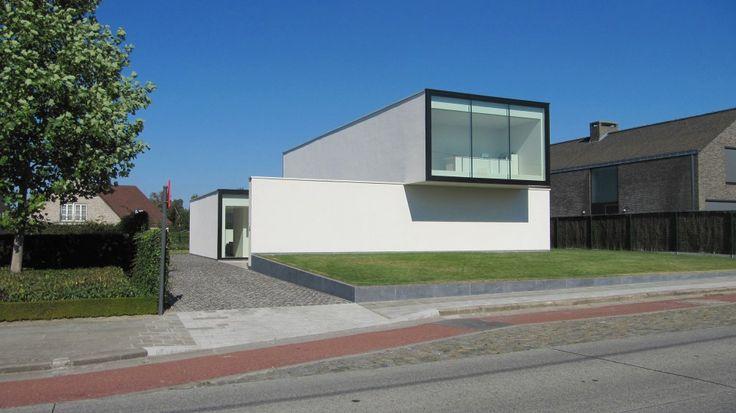 Architects: DE JAEGHERE Architectuuratelier Location: Tielt, 8700, Belgium