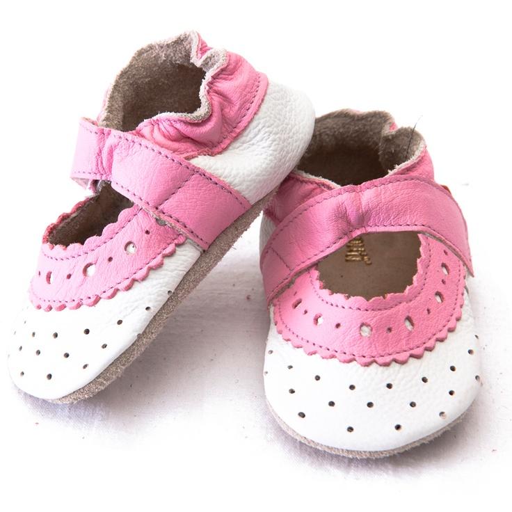 Liliputi® Soft Baby Sandals Sahara White  #soft #liliputi #babysandals