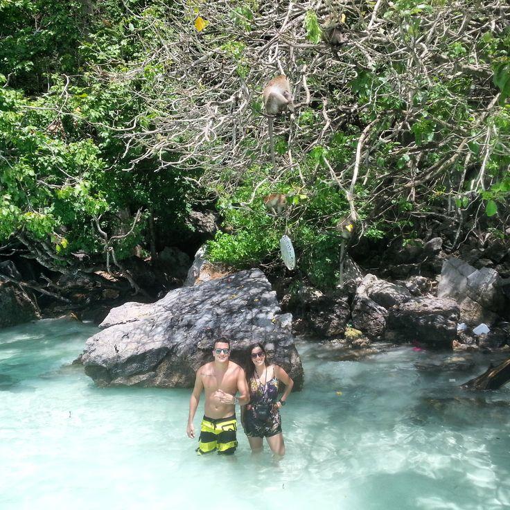 Monkey Beach - Thailand